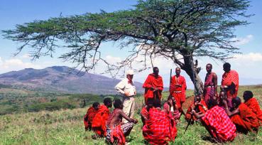 Monduli Tanzania Africa